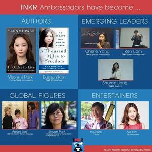 TNKR Ambassadors are changing the world