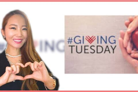 Giving Tuesday TNKR