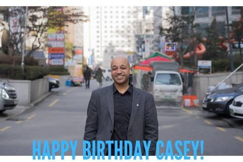 Happy Birthday, Casey Lartigue!